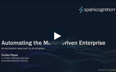 Automating the Model Driven Enterprise Webinar