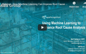 ML root cause analysis webinar