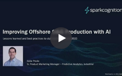 Improving Offshore Platform Production Webinar