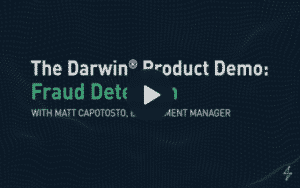 fraud detection with AI - demo video