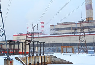 winterizing power plant