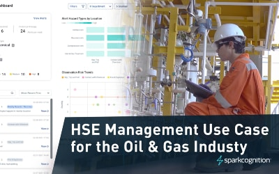 Oil and Gas - HSE - Video Thumbnail