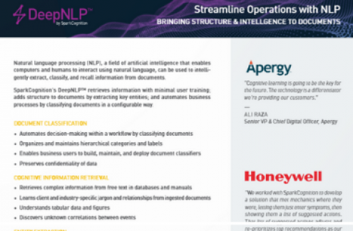 Streamline Ops with NLP Whitepaper