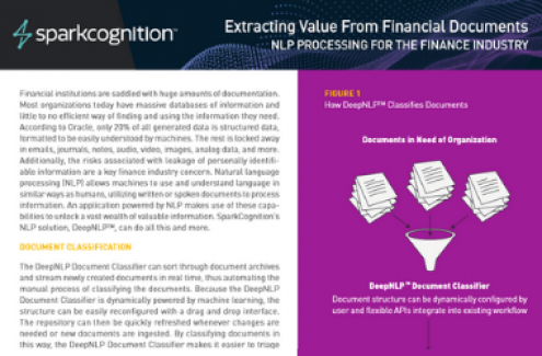 White Paper Extracting Value from Financial Documents Thumbnail