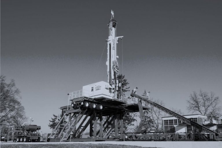 image of a subterranean drill